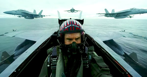 Tom Cruise Takes To The Skies In This Nostalgia Inducing Trailer For Top Gun: Maverick