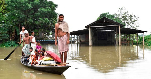 Assam Floods: How WhatsApp Alerts From Bhutan Are Helping Save Many Lives In Assam
