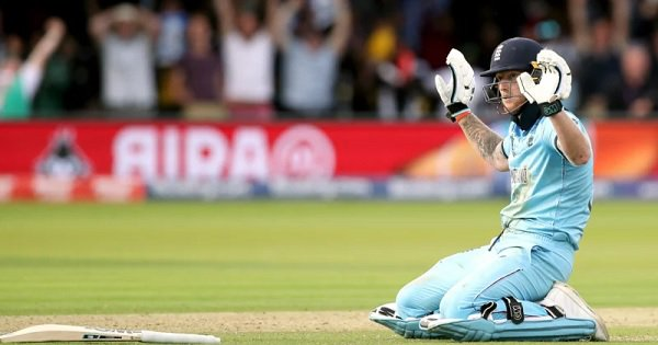 England's World Cup Star Ben Stokes Nominated For 'New Zealander Of The Year' Award