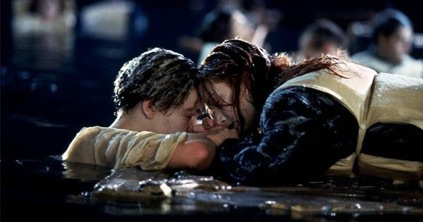 Did Leonardo DiCaprio Finally Answer The Million Dollar Question About The 'Door' In Titanic?