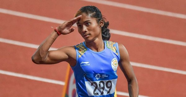Hima Das Might Add Another Gold Medal To Her Tally After Original Medal Winner Fails Dope Test