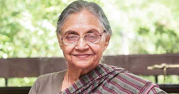 3-Time Delhi Chief Minister Sheila Dikshit Passes Away Aged 81