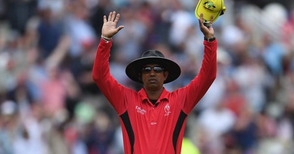 Umpire Dharmasena Admits 'Error' In World Cup Final Overthrow But Doesn't Regret His Decision