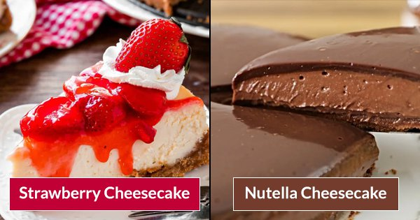 15 Easy Cheesecake Recipes That You Can Try At Home Because We All Deserve A Cheesy Treat