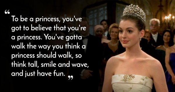 20 Quotes From 'The Princess Diaries' That Remain Iconic Even After All This Time