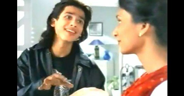 This 90s Ad Featuring A Young Shahid Kapoor Is Our Latest Ride To Nostalgia-Town. Get In!