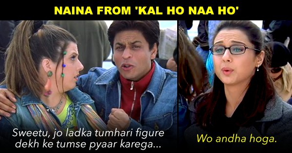10 Times Characters From Popular Bollywood Films Were Really Shitty Friends