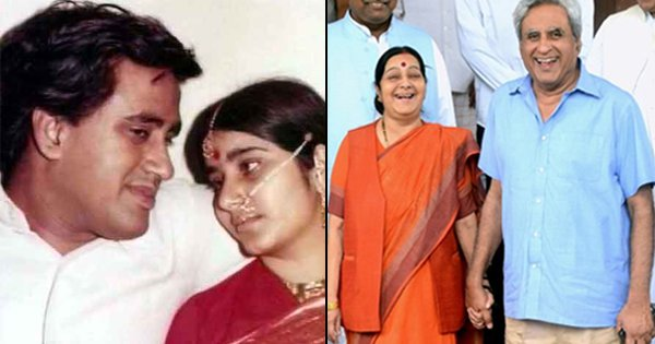 Divided in Ideology, United In Love: Sushma Swaraj-Swaraj Kaushal's Love Story Is One For The Ages