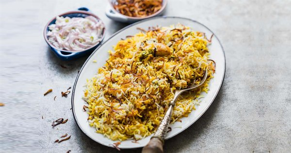 Turns Out Indians Love Biryani, Ordered It 43 Times Per Minute On This Food App