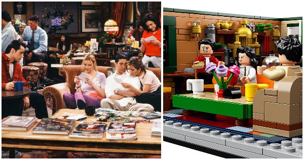 LEGO Is Bringing A FRIENDS-Themed Set On Its 25th Anniversary. Time To 'Lego' Of Adulting?