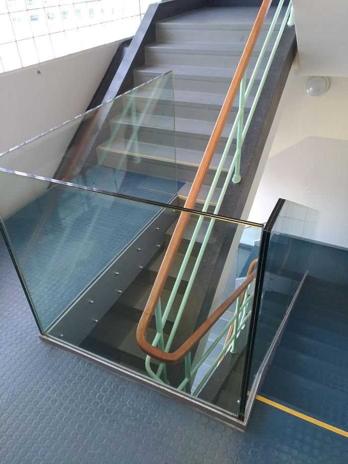 These Double Stairs