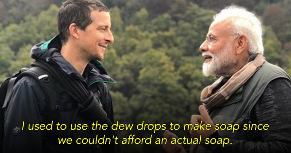 10 Things Modi Ji Said On The Latest Episode Of Man Vs. Wild With Bear Grylls