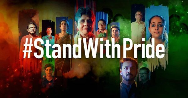 India's LGBT Community Celebrates Its 1st Independence Day With This Version Of The National Anthem