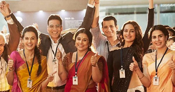 'Mission Mangal' Earns ₹29 Crores On Day 1, Becomes Akshay Kumar's Highest Opening Movie