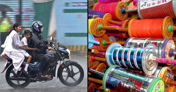 Man Driving Two-Wheeler Dies After Glass-Coated Kite String Slits His Throat
