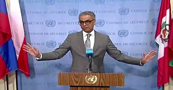 Meet Syed Akbaruddin, India's UN Representative Who Redefined Diplomacy With Just One Gesture