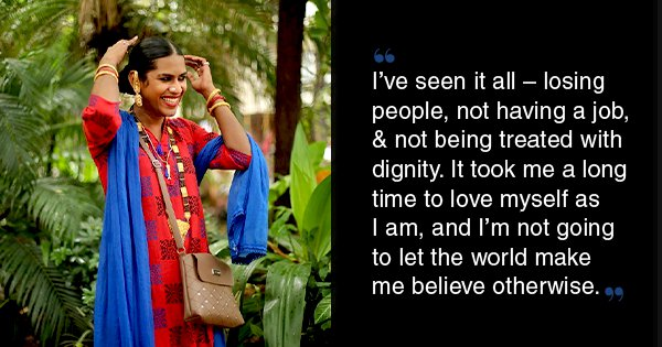 From An Outcast To Mumbai's 1st Trans Journo, Zoya's Life Proves Self Worth Comes From Within