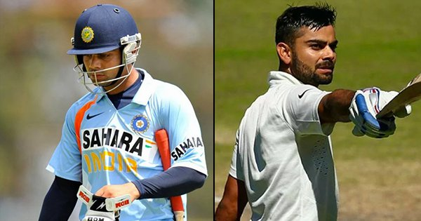 As Virat Kohli Completes 11 Years Of International Cricket, Here's His Illustrious Career In Pics