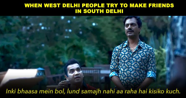 We Used Sacred Games 2 Dialogues In Real Life Situations. Because Gaitonde Bhau Asked Us To