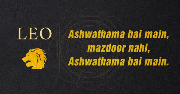 These 'Sacred Games' 2 Dialogues Used To Describe Zodiacs Are More Dope Than Guruji's Gochi