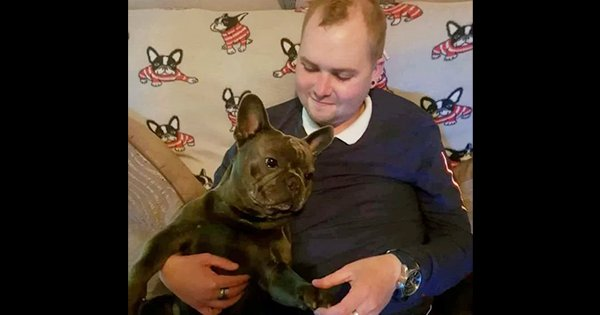 A Loyal Dog Died 15 Minutes After His Owner Lost 8-Year-Long Battle With Cancer