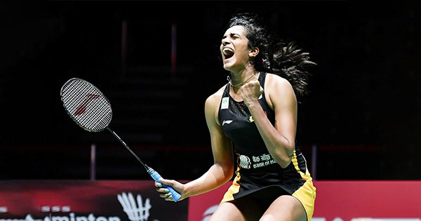 PV Sindhu Creates History, Becomes First Indian To Win BWFWorld Championship Title