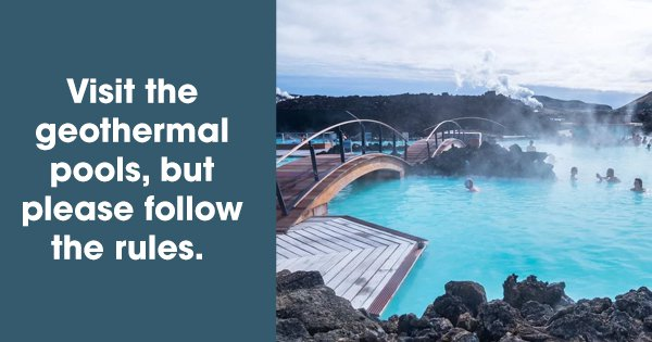 10 Dos & Donts To Follow When You're Traveling To Iceland For The First Time