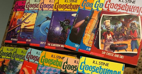 Goosebumps Were The Books That Introduced Us 90s Kids To The World Of Horror