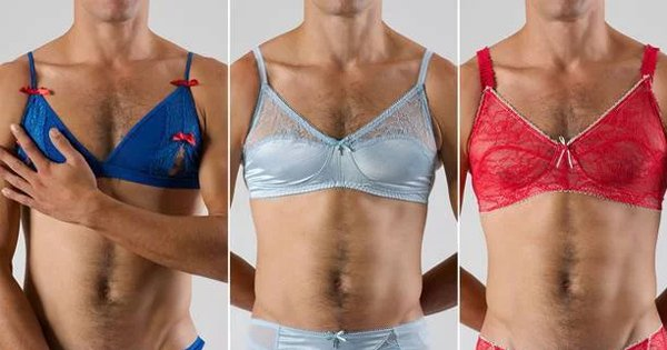This Company Is The World's 1st To Make Sexy Lingerie For Men Cuz Why Should Girls Have All The Fun?