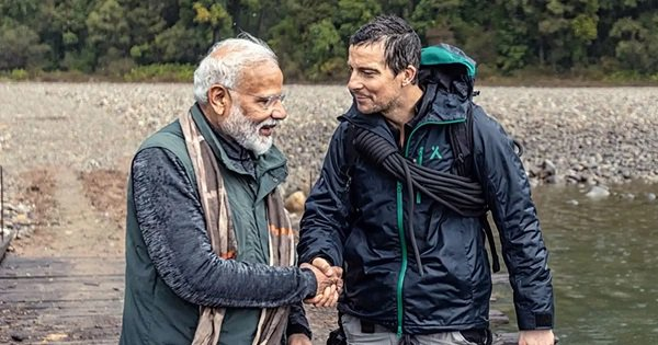 Man Vs Wild: Modi Episode Records Historic Ratings For The Channel