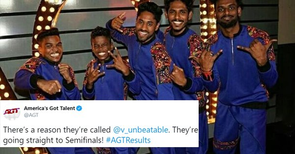 Mumbai Dance Crew Continue To Wow Judges At 'America's Got Talent', Make It To Semifinals