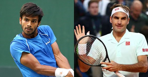US Open: Indian Sumit Nagal To Make Grand Slam Debut Against Roger Federer