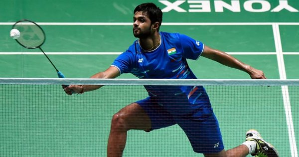 B. Sai Praneeth Becomes The 1st Indian Male Shuttler To Win A Medal At BWF In 36 Years