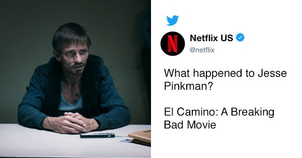 Netflix Dropped A Teaser For 'El Camino: A Breaking Bad Movie'. Our Excitement Is 'Crystal Clear'