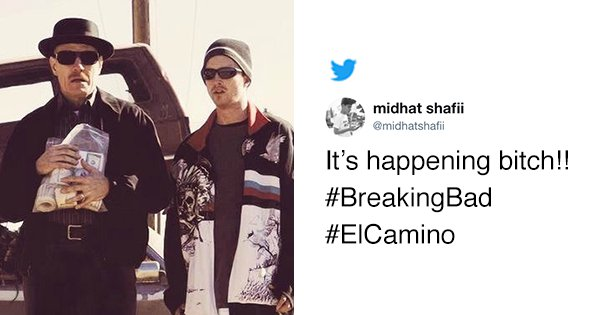 Twitter Goes 'Yeah Science!' After Netflix Drops 'El Camino: A Breaking Bad Movie' Teaser