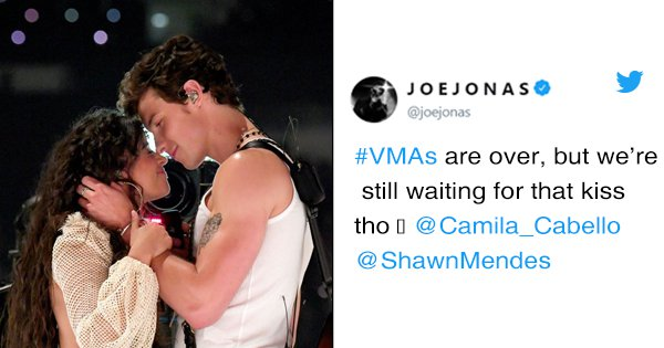 Shawn Mendes & Camila Cabello's Sizzling 'Senorita' Performance Was The Sexiest Thing At The VMAs