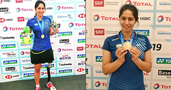 Para-Badminton Champ Manasi Joshi Proved Neither Opponents, Nor Life's Odds Are A Match For Her