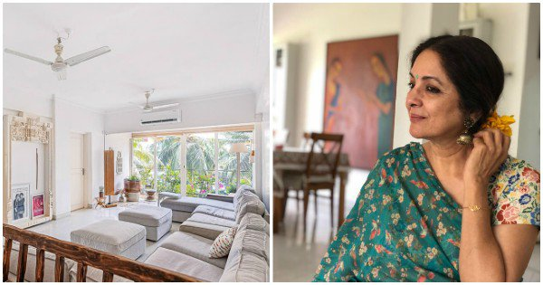 Neena & Masaba Gupta's Juhu Home Is A Minimalist Haven In Midst Of The 'Maximum City'