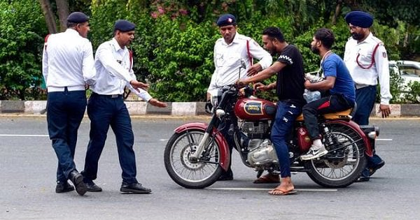 Why Does It Take Such Unreasonable Fines For Us Indians To Follow Basic Traffic Rules?