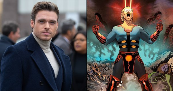 Richard Madden's Ikaris Will Be MCU's First Openly Gay Character In 'The Eternals'