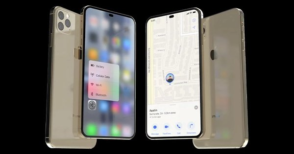 Get Over The iPhone 11 Already, The Rumours Of The iPhone 2020 Will Blow Your Mind