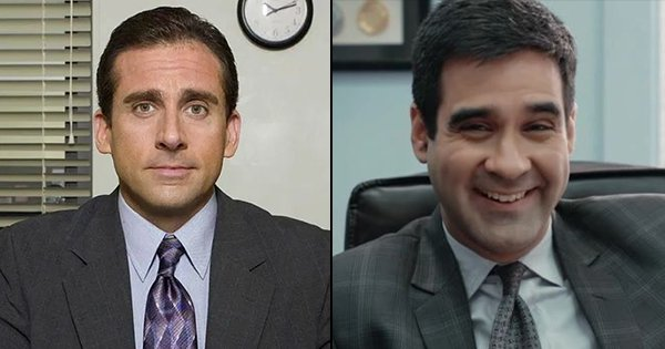 Now That 'The Office' Has A Desi Version, Here's A Side-By-Side Comparison Of The Stellar Cast