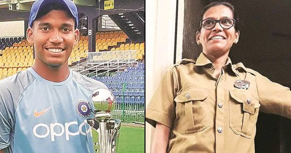 Son Of A Bus Conductor, Meet The Star Of The U-19 Asia Cup Atharva Who Spun All Odds In His Favour