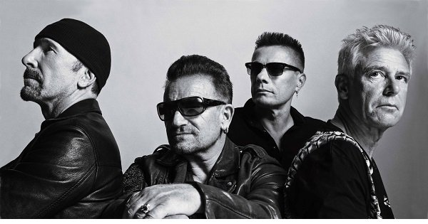 It's Official! U2 Is Coming To India On December 15. We Can't Wait For This 'Beautiful Day'
