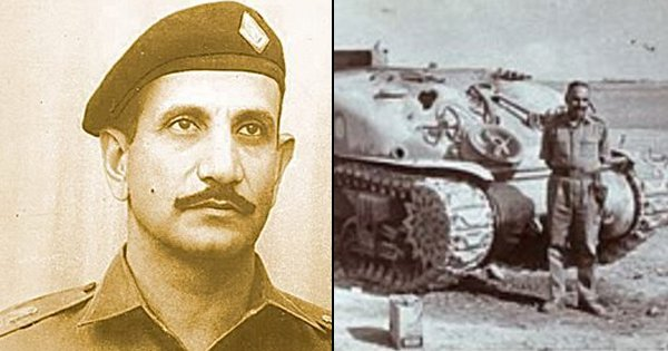 The Legend Of Col Tarapore, The Man Who Took Down 69 Enemy Tanks Almost Single-Handedly