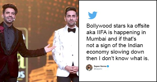 As IIFA Awards 2019 Concludes, Twitter Confers Bollywood With Its Best Jokes & Memes