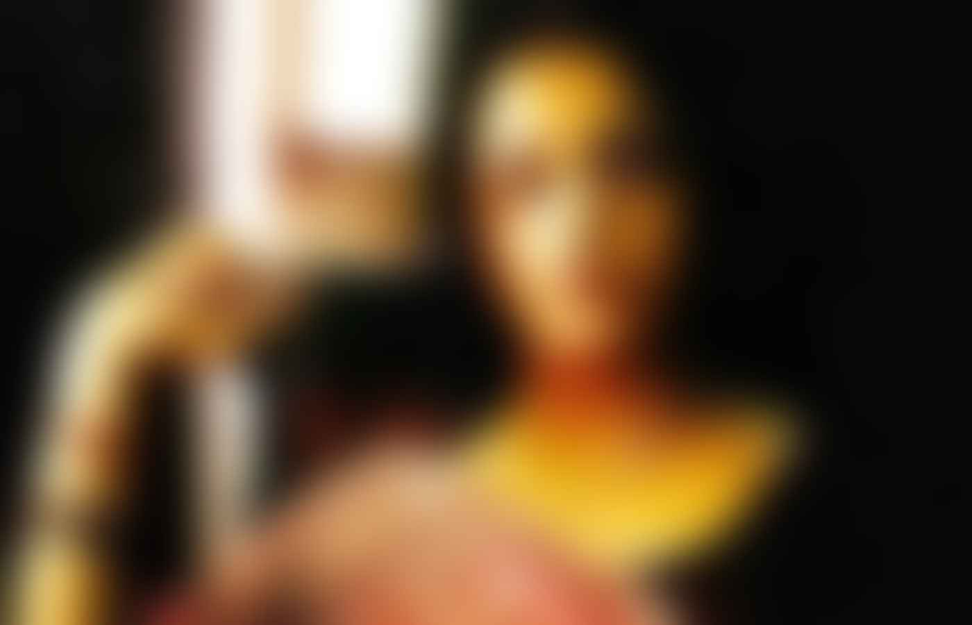 Aishwarya Rai Raincoat