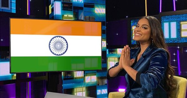 Lilly Singh Brings Her Late Night Show To India Making Sure Her Desi Fans Get To See Her Slaying It