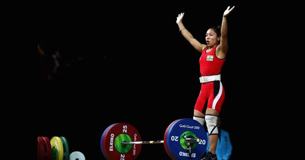 In A Rare Feat, Weightlifter Mirabai Chanu Becomes 1st Indian Woman To Lift 4 Times Her Own Weight