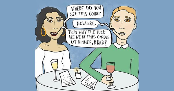 From Ignoring Red Flags To Fuckbois, 20 Comics That Capture The Struggles Of A Millennial Woman